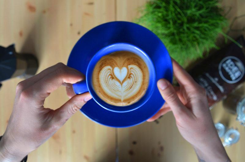Latte art, IDEE Caffe Crema