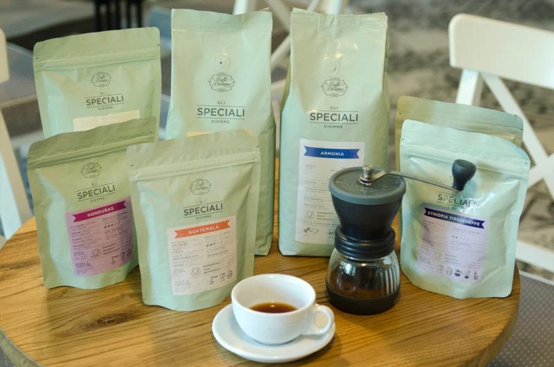 Kawy Speciality - Diemme Gli Speciali