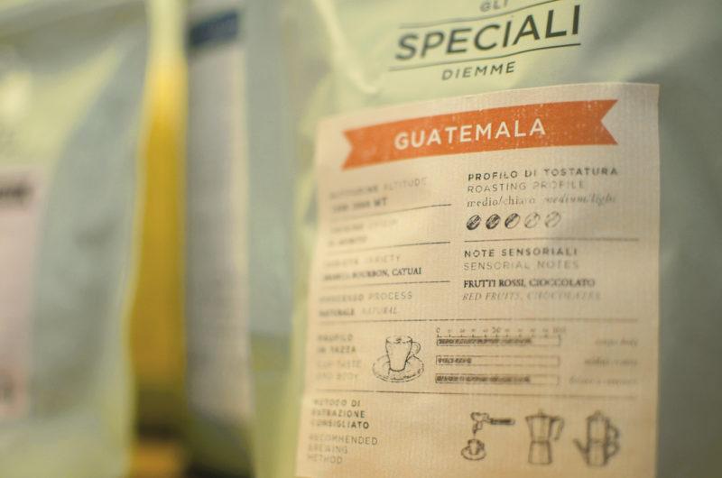 Kawa Diemme Gli Speciali Guatemala