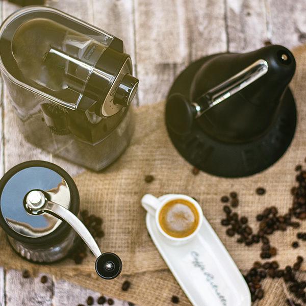 Młynki do kawy – który rodzaj wybrać?
