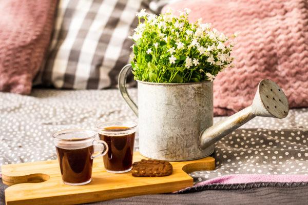Kawa i drzemka? Połączenie idealne!