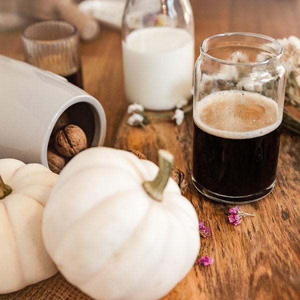 Kawa dyniowa czyli Pumpkin Spice Latte