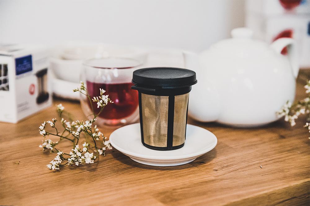 zaparzacz do herbaty na prezent