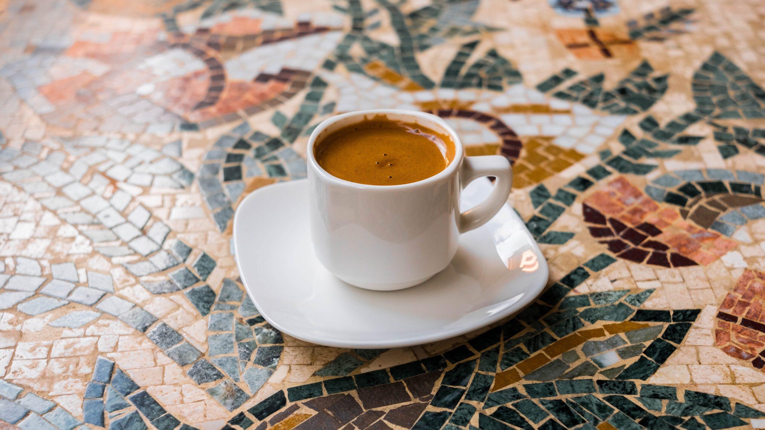 włoskie espresso